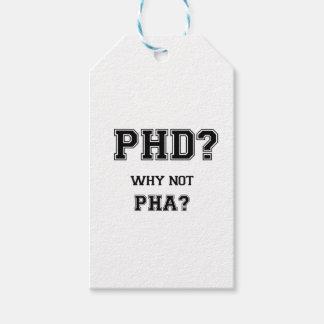 Étiquettes-cadeau PhD ? Pourquoi pas PhA ? Cadeau d'obtention du