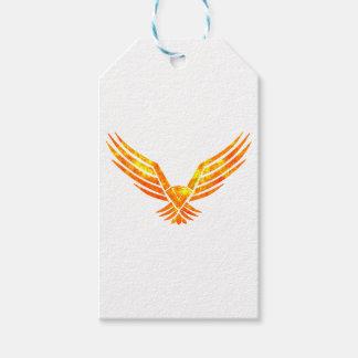 Étiquettes-cadeau Phoenix