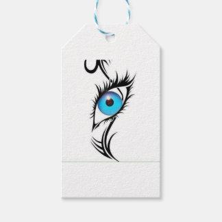 Étiquettes-cadeau Troisième oeil