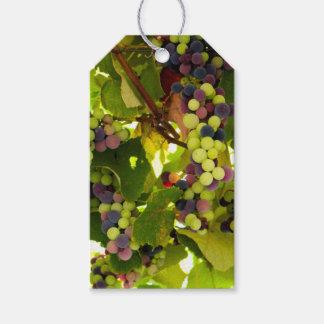 Étiquettes-cadeau Vin croissant