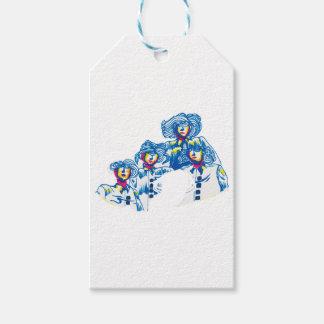 Étiquettes-cadeau wondercrowd-tentacules