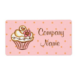Étiquettes de boulangerie d'affaires de petit