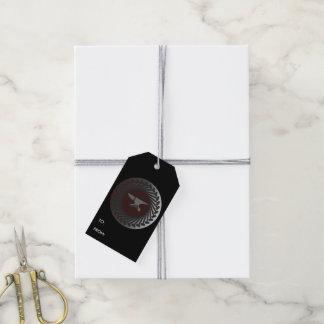 Étiquettes faites sur commande de cadeau - ENCLUME