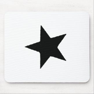 Étoile #3 tapis de souris