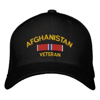 Étoile de bronze de vétéran de l'Afghanistan Casquette Brodée