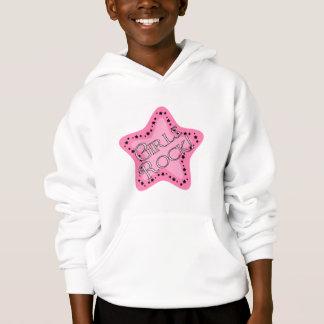 Étoile de rose de roche de filles