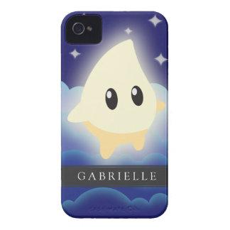Étoile mignonne coque iPhone 4 Case-Mate