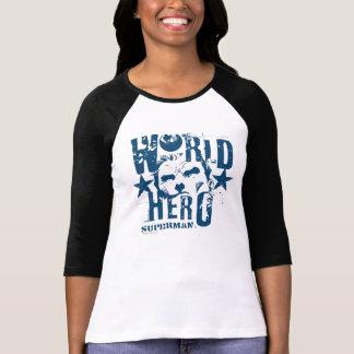 Étoiles de héros du monde t-shirt