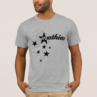 Étoiles de Mathias T-shirt