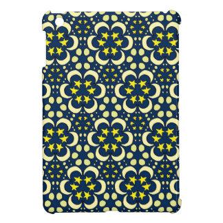 Étoiles et tessellation de lune coque pour iPad mini