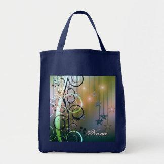Étoiles et vignes Fourre-tout Tote Bag