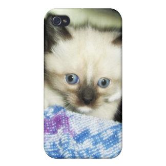 ÊTRE MIGNON N'EST PAS =^O^= FACILE ÉTUI iPhone 4