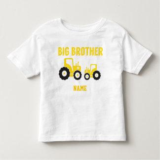 Étude du tracteur de frère de sucrerie t-shirt pour les tous petits