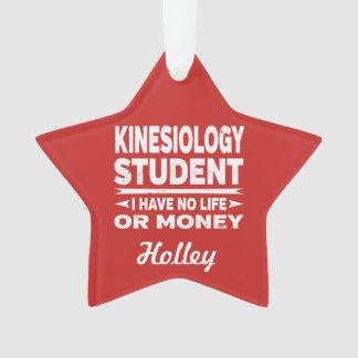 Étudiant universitaire de cinésiologie l'aucune