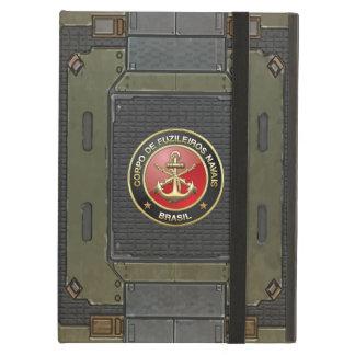 Étui iPad Air [400] Corpo De Fuzileiros Navais [Brésil] (force
