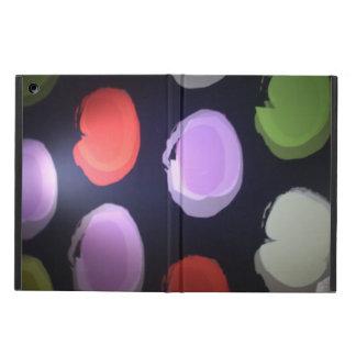 Étui iPad Air Belles couleurs féminines fantastiques de ma vie