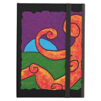 Étui iPad Air Cas de Powis d'iPad du résumé 1-6-10