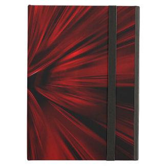 Étui iPad Air De luxe rouge
