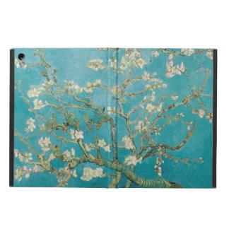 Étui iPad Air Fleurs d'amande de PixDezines Van Gogh