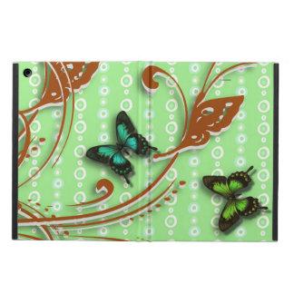 Étui iPad Air Papillons colorés
