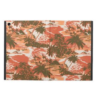 Étui iPad Air Plage tropicale hawaïenne de baie de Napili