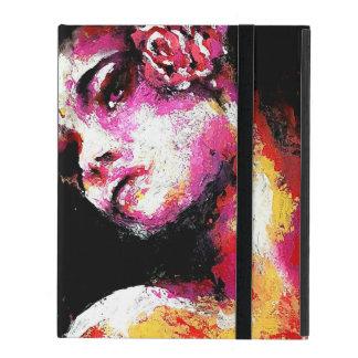 Étui iPad Couverture de flamenco
