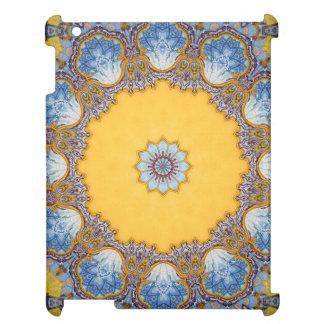 Étui iPad Mandala de kaléidoscope au Portugal : Motif 224,4