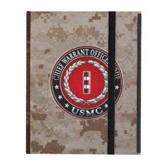 Étui iPad Marines des USA : Garantie en chef quatre (usmc