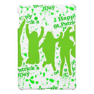 Étui iPad Mini Affiche de partie de Jour de la Saint Patrick
