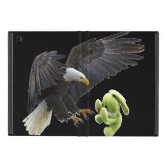 Étui iPad Mini Alertes d'Eagle à un nounours