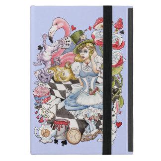 Étui iPad Mini Alice au pays des merveilles