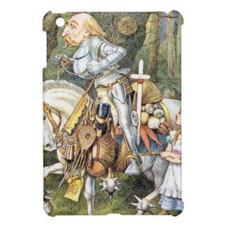 Étui iPad Mini Alice et le chevalier blanc