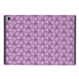 Étui iPad Mini Beau motif vintage floral