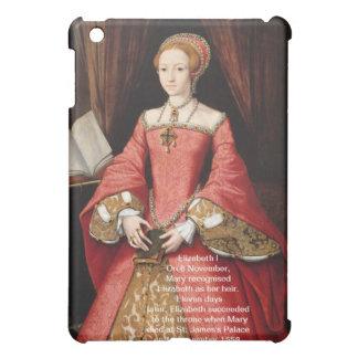 Étui iPad Mini Caisse de point d'Elizabeth I