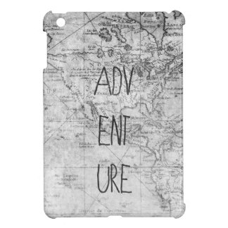 Étui iPad Mini Carte d'aventure