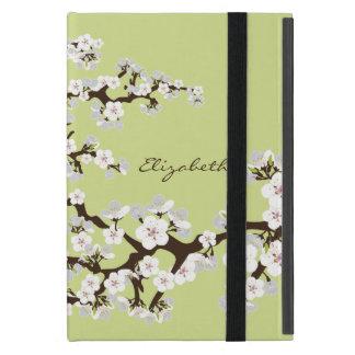 Étui iPad Mini Cas d'iPad de fleurs de cerisier mini avec