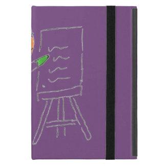 Étui iPad Mini Cas d'iPad de professeur de mouche mini
