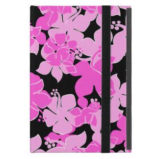 Étui iPad Mini Cas Powis d'iPad floral hawaïen d'iCase de Hanalei