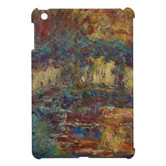 Étui iPad Mini Claude Monet   le pont japonais