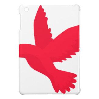 Étui iPad Mini cool coloré de conception d'art d'oiseau