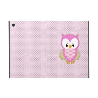 Étui iPad Mini Copie rose mignonne d'image de motif de rose de po