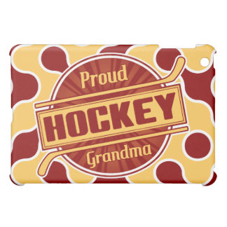 Étui iPad Mini Couverture fière d'iPad de grand-maman d'hockey