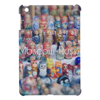 Étui iPad Mini dolls_russia