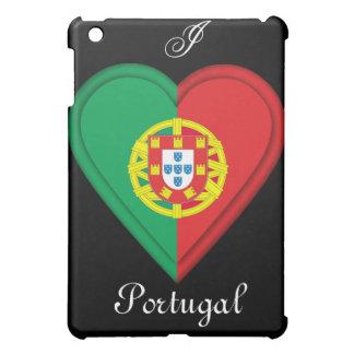 Étui iPad Mini Drapeau de Portugais du Portugal