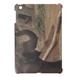 Étui iPad Mini Éléphant élégant