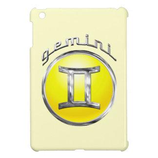 Étui iPad Mini Gémeaux | le symbole de zodiaque de jumeaux