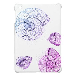 Étui iPad Mini La mer d'océan écosse la mini caisse d'Ipad
