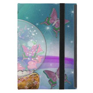 Étui iPad Mini Le globe de papillon