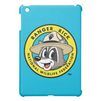 Étui iPad Mini Logo de Rick de garde forestière de Rick | de