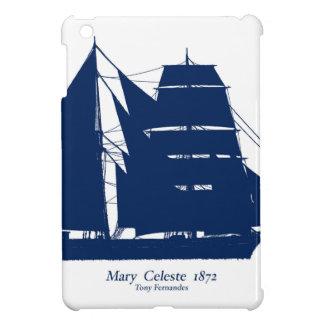Étui iPad Mini Mary Celeste 1872 par les fernandes élégants